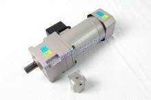 Chi tiết sản phẩm: Động cơ giảm tốc Peei Moger là loại giảm tốc nhỏ gọn, tin cậy, hiệu suất cao. Dãy công suất đầu ra: 6, 15, 25, 40, 60, 90, 120, 150, 200W Tỉ số truyền: 1:3-1:1800  Đặt trưng: Motor 1 pha tiêu chuẩn Động cơ điều khiển tốc độ (thông qua bộ điều khiển tốc độ đơn giản nhỏ gọn) Ly hợp điện từ và thanh từ cho Motor Loại động cơ đảo chiều (phù hợp cho ứng dụng thường xuyên đảo chiều) Động cơ điện DC  Sản phẩm chính: Động cơ điện, động cơ AC loại nhỏ, điều khiển motor, ly hợp điện từ, motor ly hợp nhỏ, motor giảm tốc ly hợp, phanh từ, motor giảm tốc bánh răng AC, bộ chuyển hướng, bộ ly hợp, Motor điều khiển VR.   Main Products: Electromagnetic CMotor, AC Compact Motor, Locking Pliers, Tiling Tools, Fishing Pliers, Knife Sharpener, Vise Grip, Belt - Transmission Variable - Speed Motors, Dry - Type Single - Plate Electromagnetic Clutches, Compact AC Gear Motorlutch, Electromagnetic Brake, AC Gear Motor, AC Compact Gear  Product Detail Peei Moger compact gear motors are durable, reliable and energy efficient. Output ranging 6, 15, 25, 40, 60, 90, 120, 150, 200 Ratio 1:3-1:1800<-(Multi Stage Reduction) Features:Standard Single Phase Motors Variable Speed motors (via simple tiny speed controller) Electro - magnetic Clutch and Brake Motors Reversible Motors(suitable for frequent reversing) 3 Phase Induction motors Electro-magnetict Brake Motors Torque Motors (for winding application) DC-motor