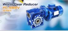 Motor giảm tốc cốt âm trục vuông góc PC-NMRV Series