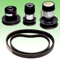 Belt - Transmission Variable - Speed Motors (APH Wide Belt Drive Unit)