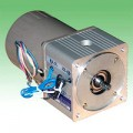 Compact AC Gear Motor (Electromagnetic Clutch)